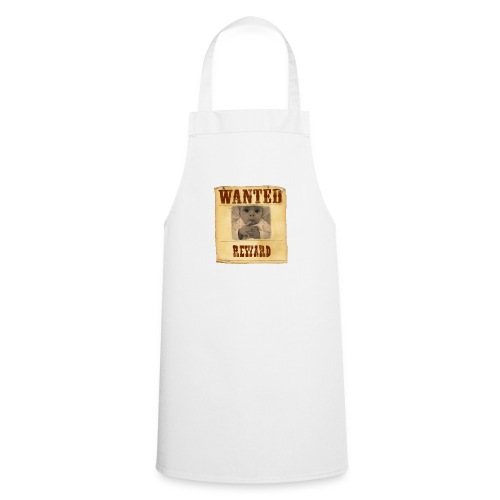 Wanted-Reward - Grembiule da cucina