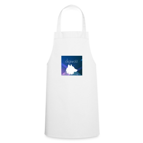 Digiwolf Logo Print - Cooking Apron