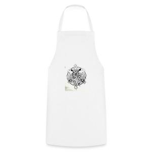 guerriere celtique entrelacs bretagne femme - Tablier de cuisine