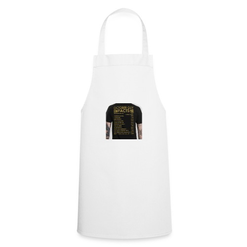 october gyu facts - Cooking Apron