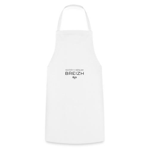 SORRY I SPEAK BREIZH (7ÎLES) - Tablier de cuisine