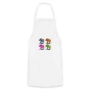 Elefantenkinder - Kochschürze
