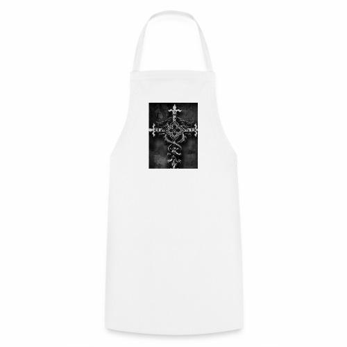 Gothic Kreuz - Kochschürze