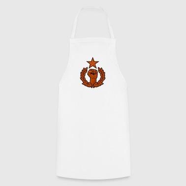 Głównym Rewolucyjna komunizm - Fartuch kuchenny
