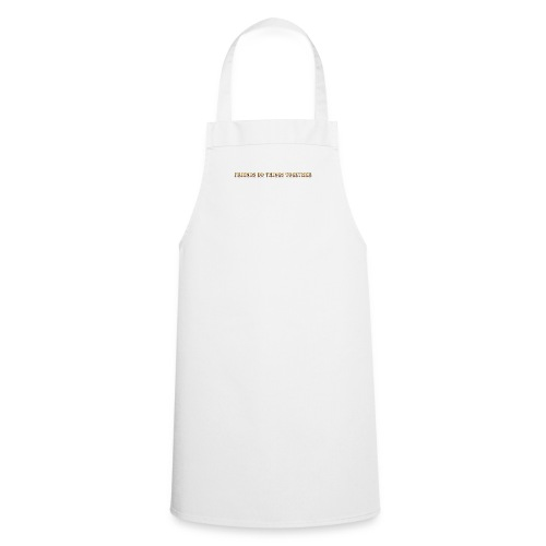 Friends Do Things Together TShirt - WOPV - Cooking Apron