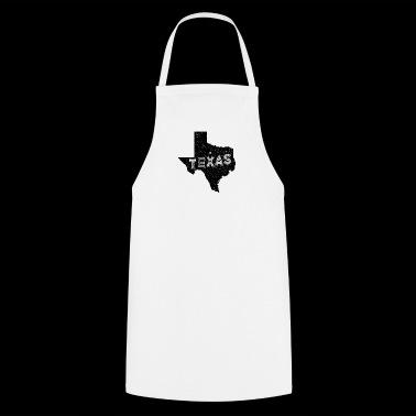 Texas vintage Motto ja Nimimerkki - Esiliina