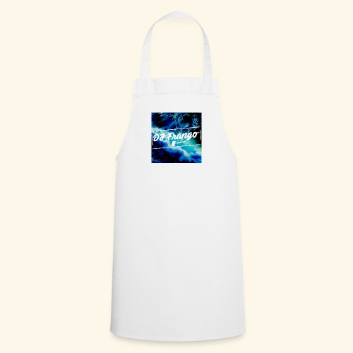 DJ Frango Updated Logo - Cooking Apron