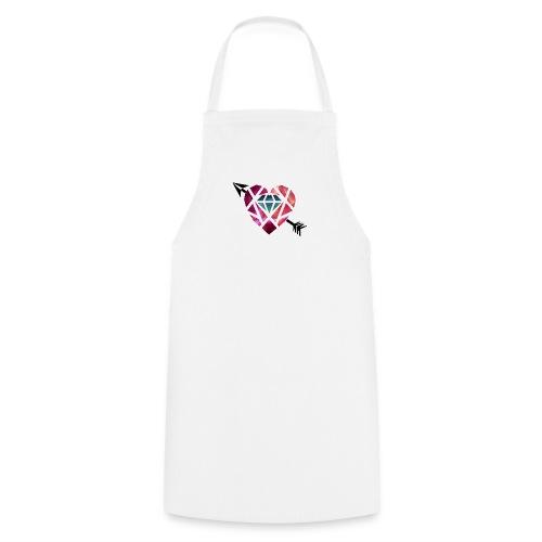 Heart Galaxy - Delantal de cocina
