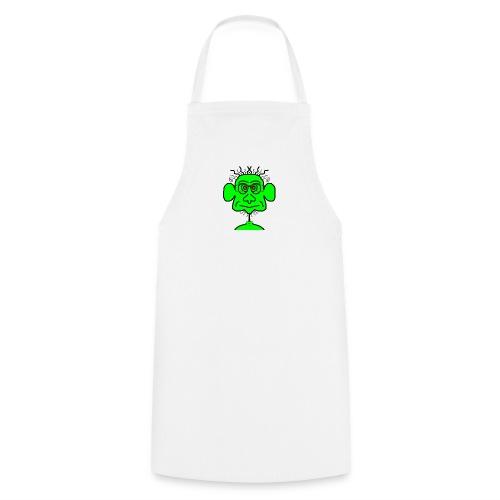 groene potje - Keukenschort