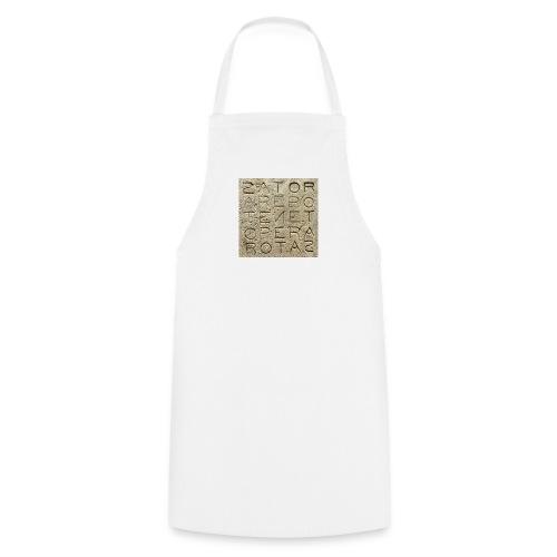 Quadrato Sator - Grembiule da cucina