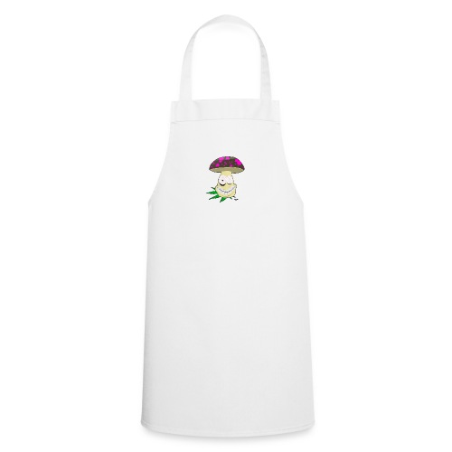 Pilz-Logo foodporn - Kochschürze