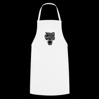 tribal maska - Fartuch kuchenny