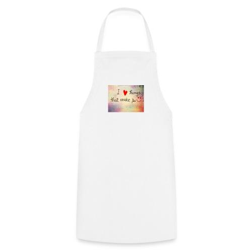 liefdes t-shirts - Keukenschort