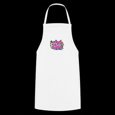 90. dziewięćdziesiątych Flaschback Książę POW - Fartuch kuchenny