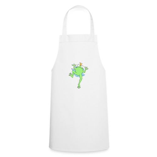 Froschkönig - Kochschürze