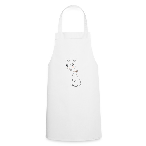 Beautiful Cat - Tablier de cuisine