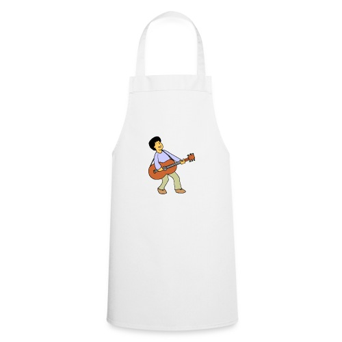 play music - Cooking Apron