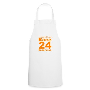 Race24 Logo in Orange - Cooking Apron