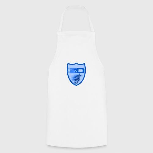 J R Footballers Shield Logo - Cooking Apron