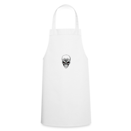 Skull logo - Cooking Apron