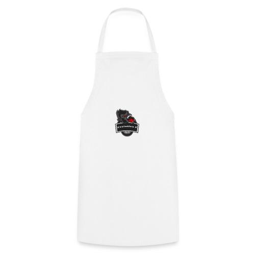 Evolution X Logo Grau - Kochschürze