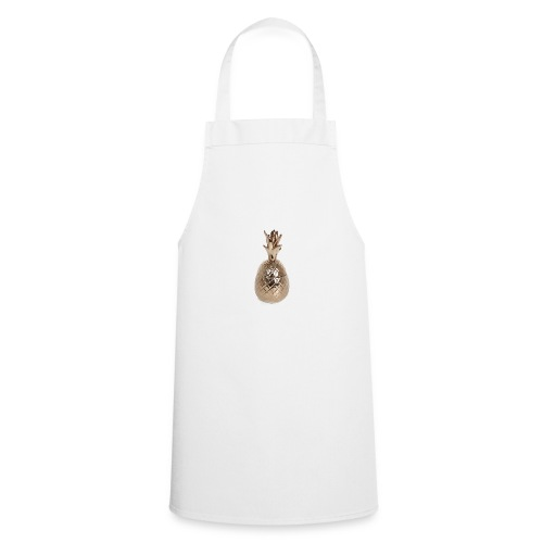 tj0067 large brass pineapple pot - Cooking Apron