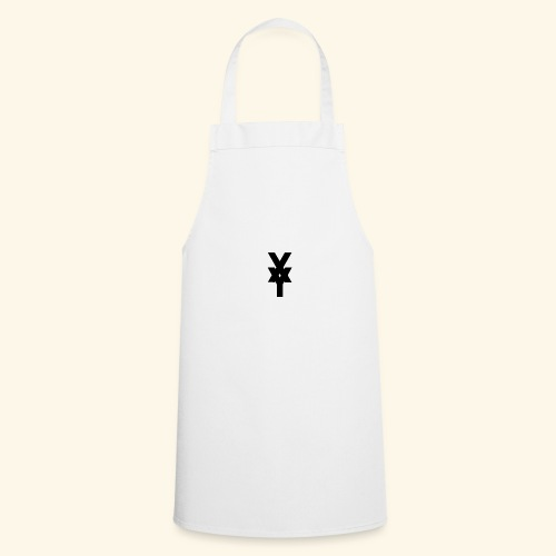 XY Logo In Black - Cooking Apron