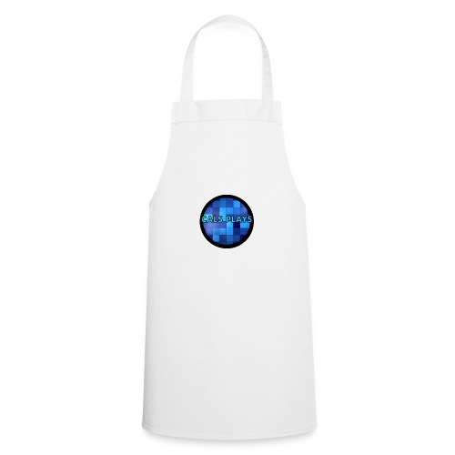 Cals Plays Logo - Cooking Apron