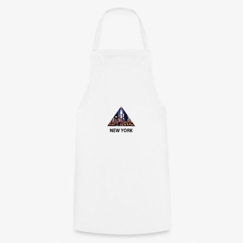 Triangle sur New York - Tablier de cuisine