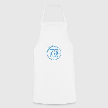 75 lat: Obchody 75 lat - Fartuch kuchenny