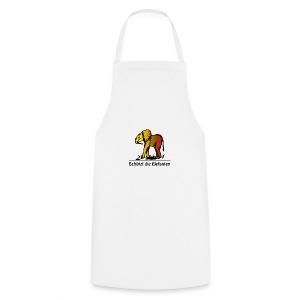 Schützt die Elefanten(-Kinder) - Kochschürze
