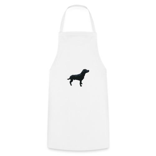 Labrador stehend - Kochschürze