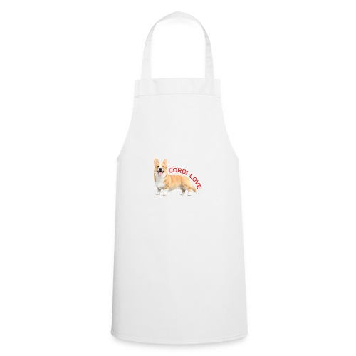 CorgiLove - Cooking Apron