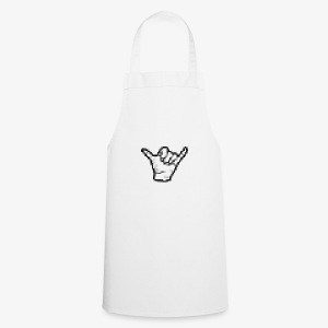 Hand shaka hawaii - Cooking Apron