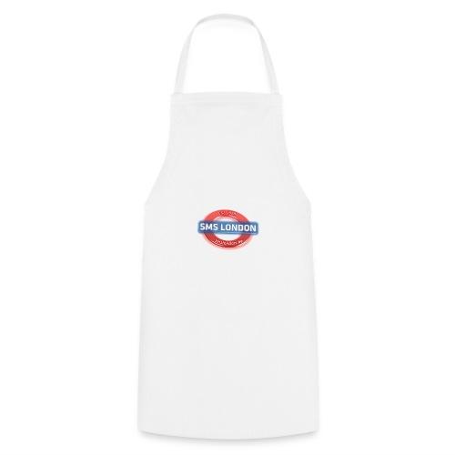SMS London logo - Keukenschort
