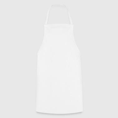 Fashion Blogger 2 - white - Cooking Apron