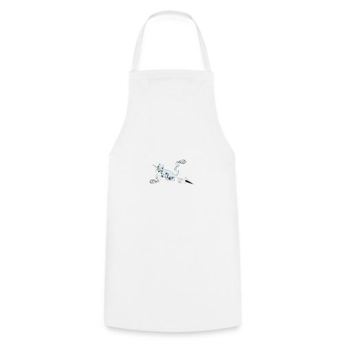 chat de al brume 02 - Tablier de cuisine