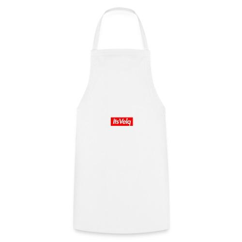 Velq Box Logo - Cooking Apron