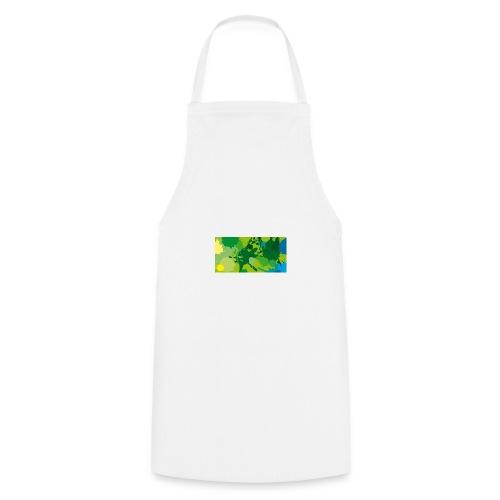 Verde - Delantal de cocina