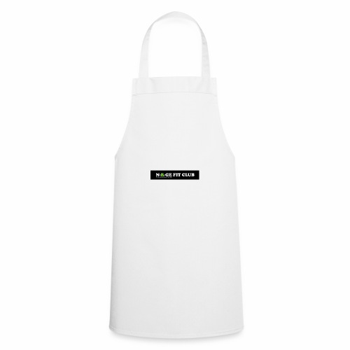 N-R-GE FIT CLUB LOGO - Cooking Apron