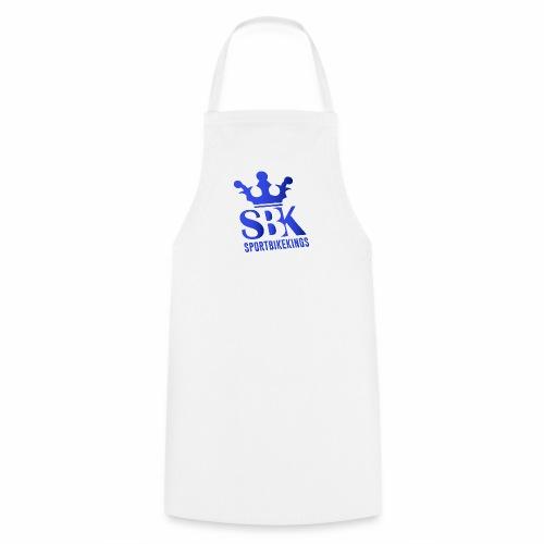 SBK blue - Kochschürze