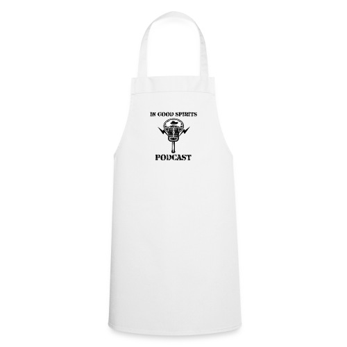 In Good Spirits Podcast - Cooking Apron