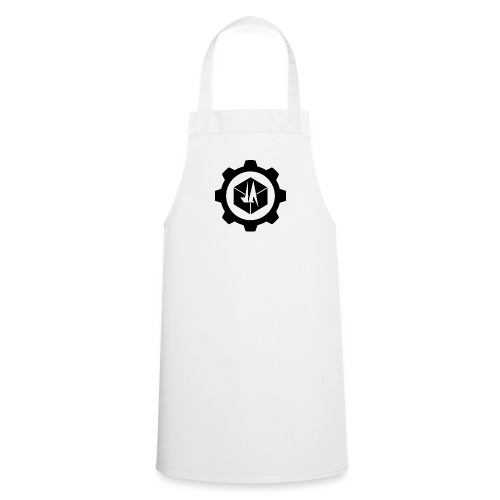 Jebus Adventures Logo (Transparent) - Cooking Apron