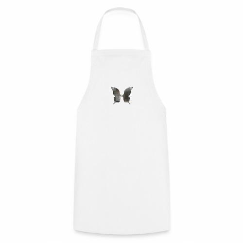 Schmetterlingsgesicht - Kochschürze
