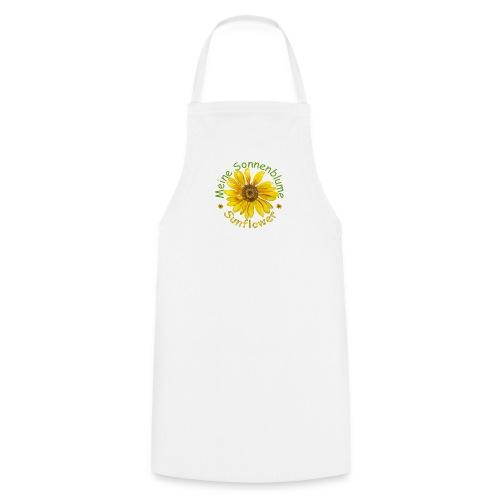 Meine Sonnenblume - Kochschürze