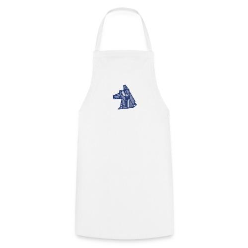 Blue wolf - Tablier de cuisine