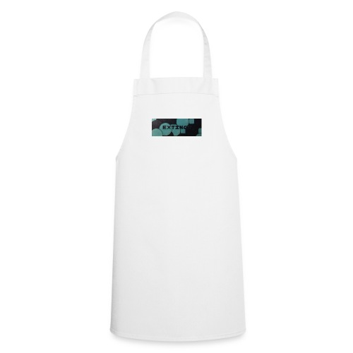 Extinct box logo - Cooking Apron
