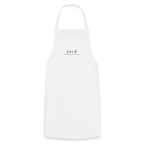 logo noir - Tablier de cuisine