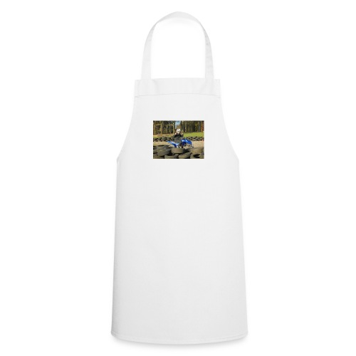 the new ashdab21 logo - Cooking Apron