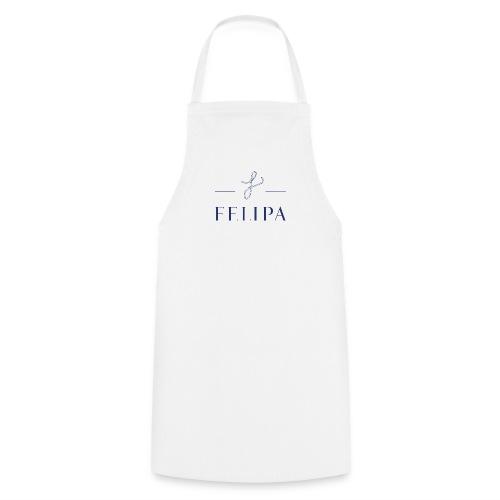 felipa Logo print - Kochschürze